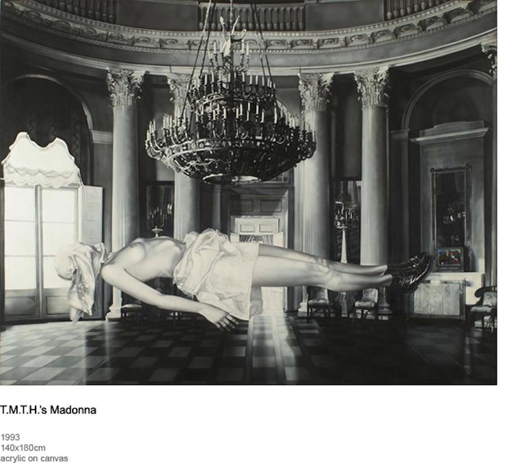 T.M.T.H's Madonna - Nyári István