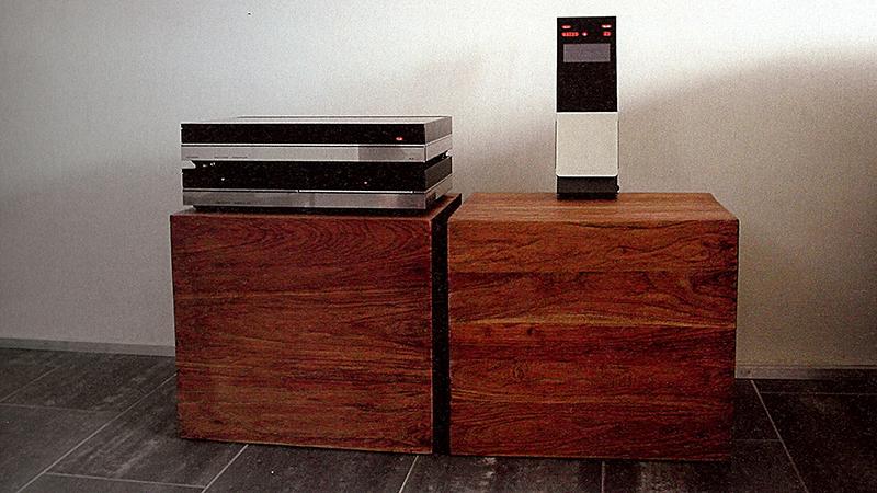 BeoSystem 6500 és BeoLink 7000 a '80-as évekből