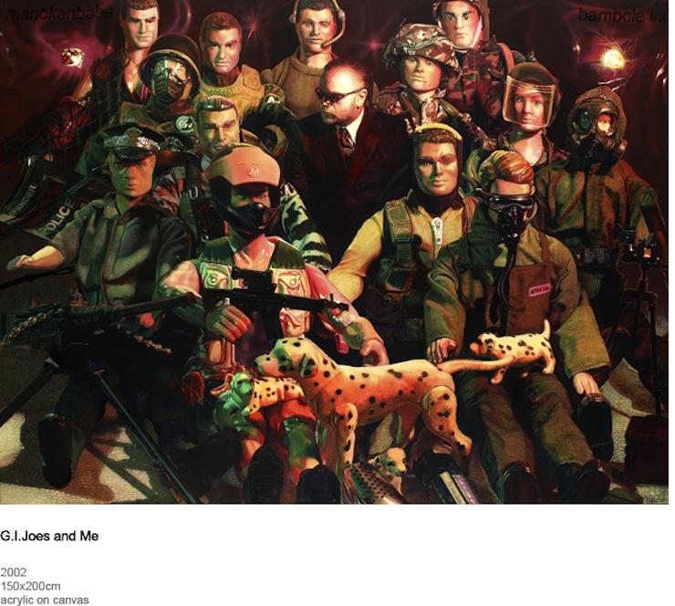 G.I.Joes and Me - Nyári István