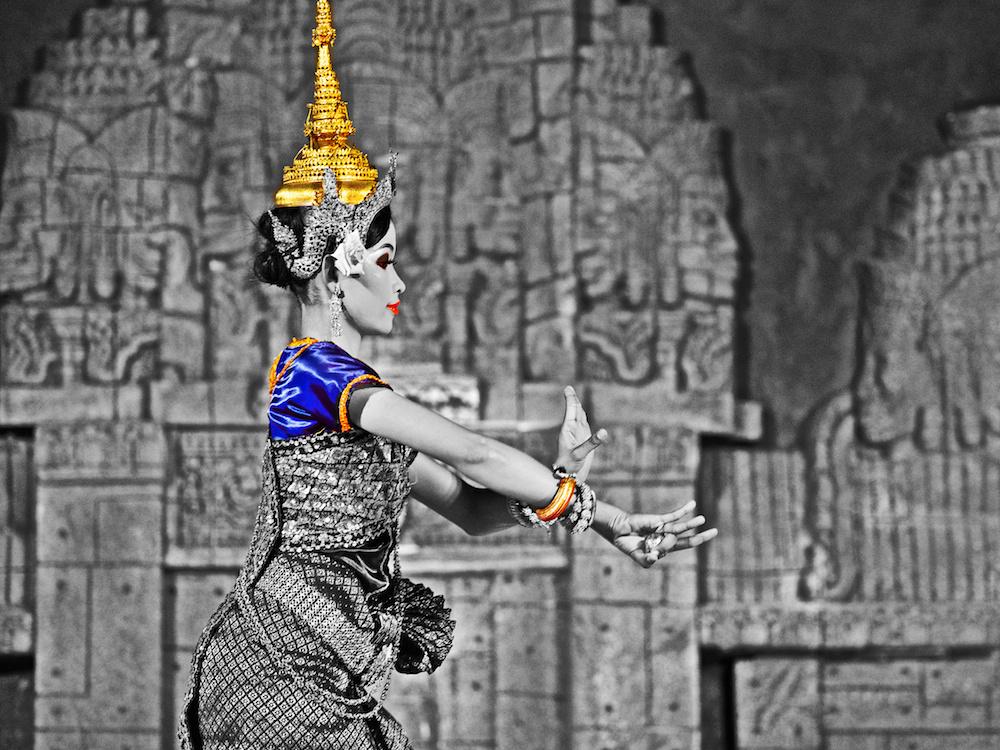 Sapsara tánc
