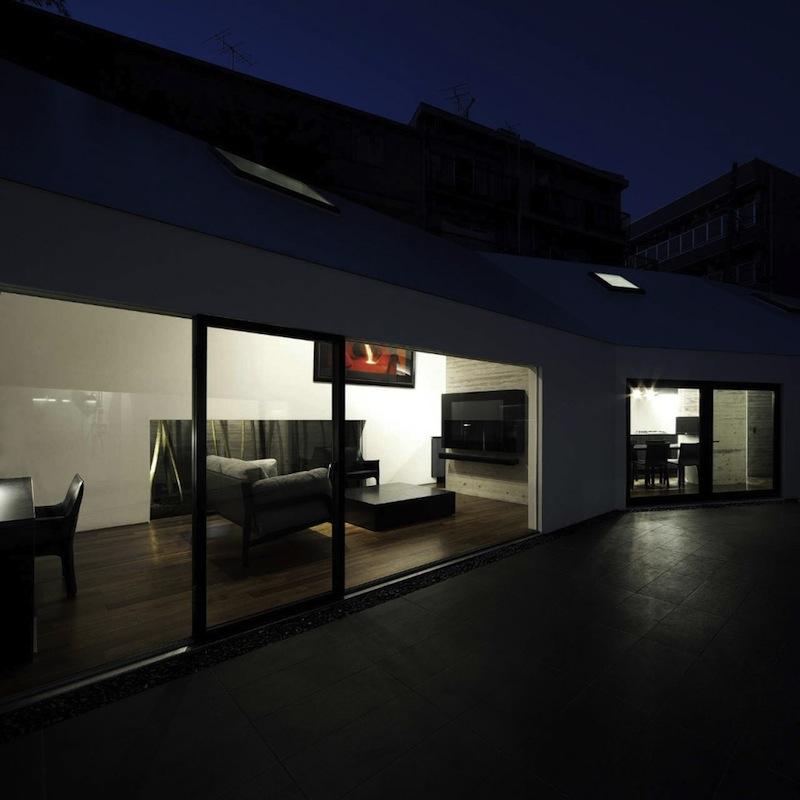 Lik House by Storu Hirota - Japánban menő