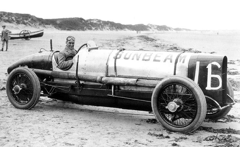 1922 a Sunbeam korszak