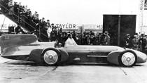 1932 az új Bluebird bemutatója