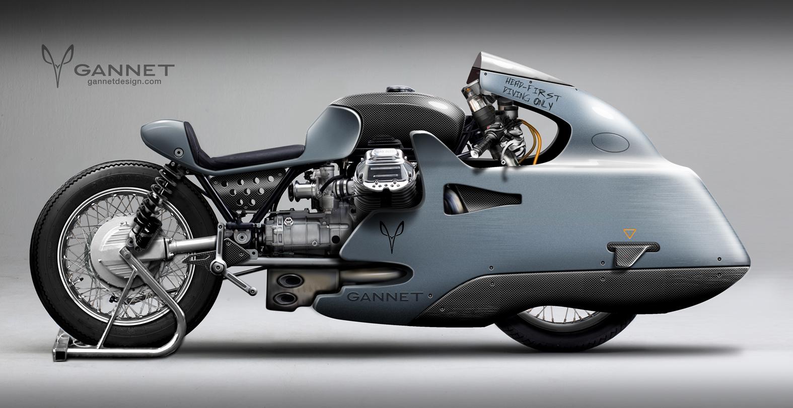 Moto Guzzi Concept
