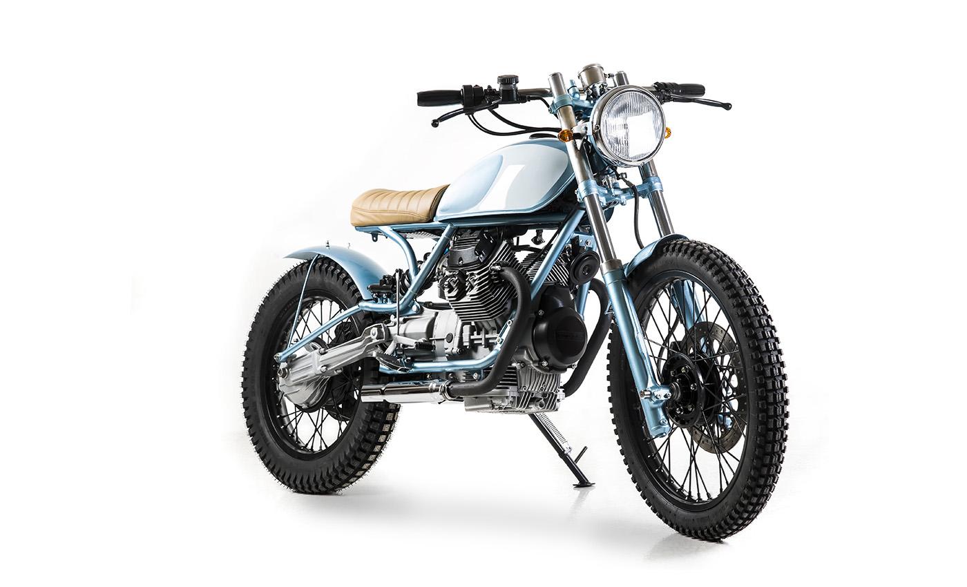 MotoGuzzi O2 by Matteucci Garage