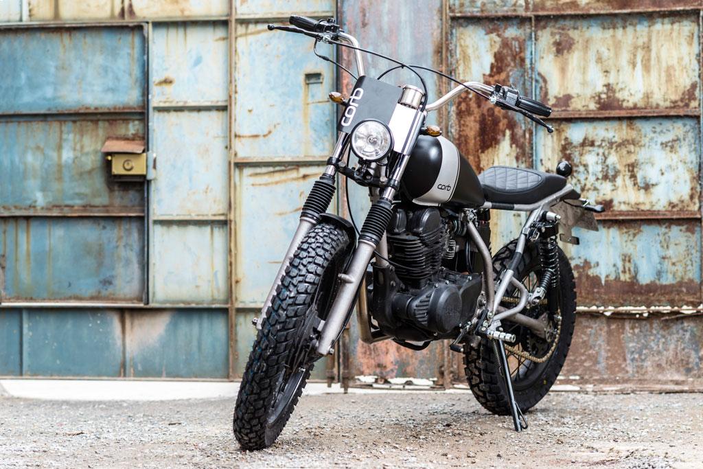 Corb Motorcyles