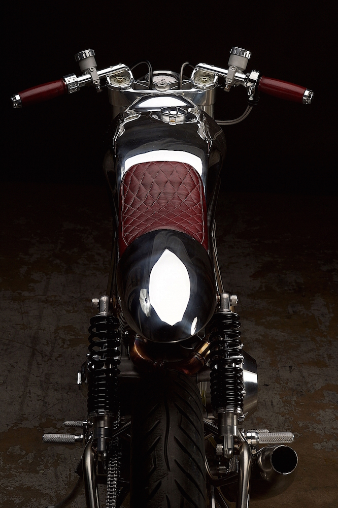 Ducati 900ss J63 by Revival Cycles