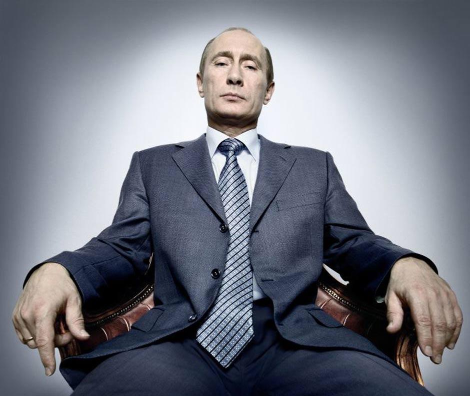 Platon kedvenc képe Putyinról