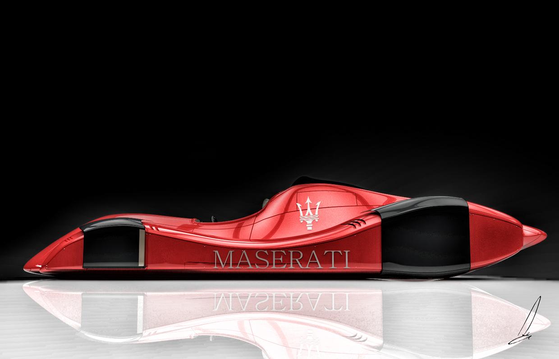 Maserati by Mehmet Doruk Erdem
