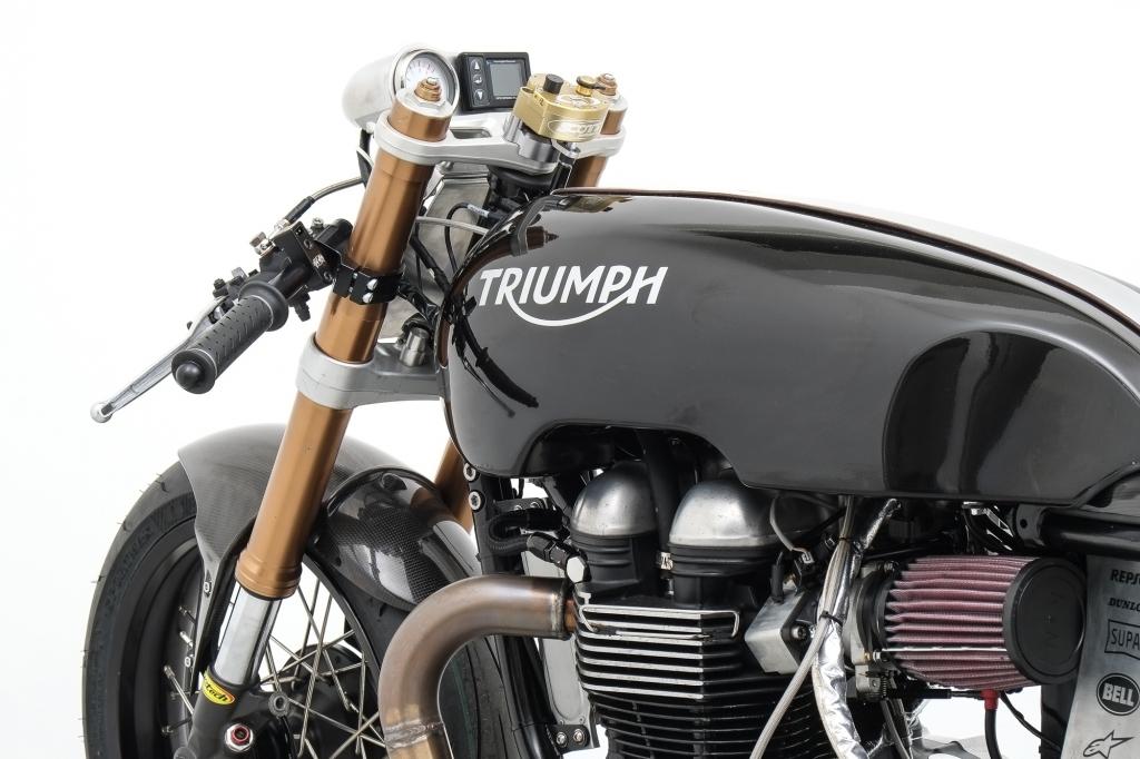 Triumph Salt Racer