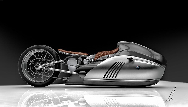 BMW by Mehmet Doruk Erdem
