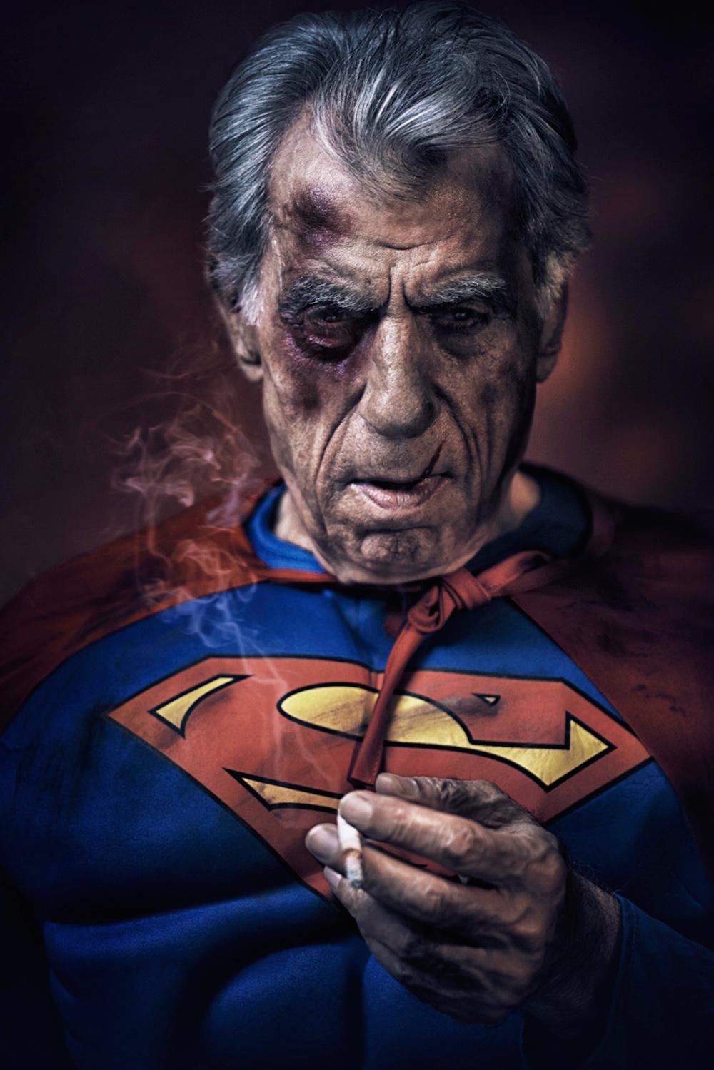 Superheros Martin Beck