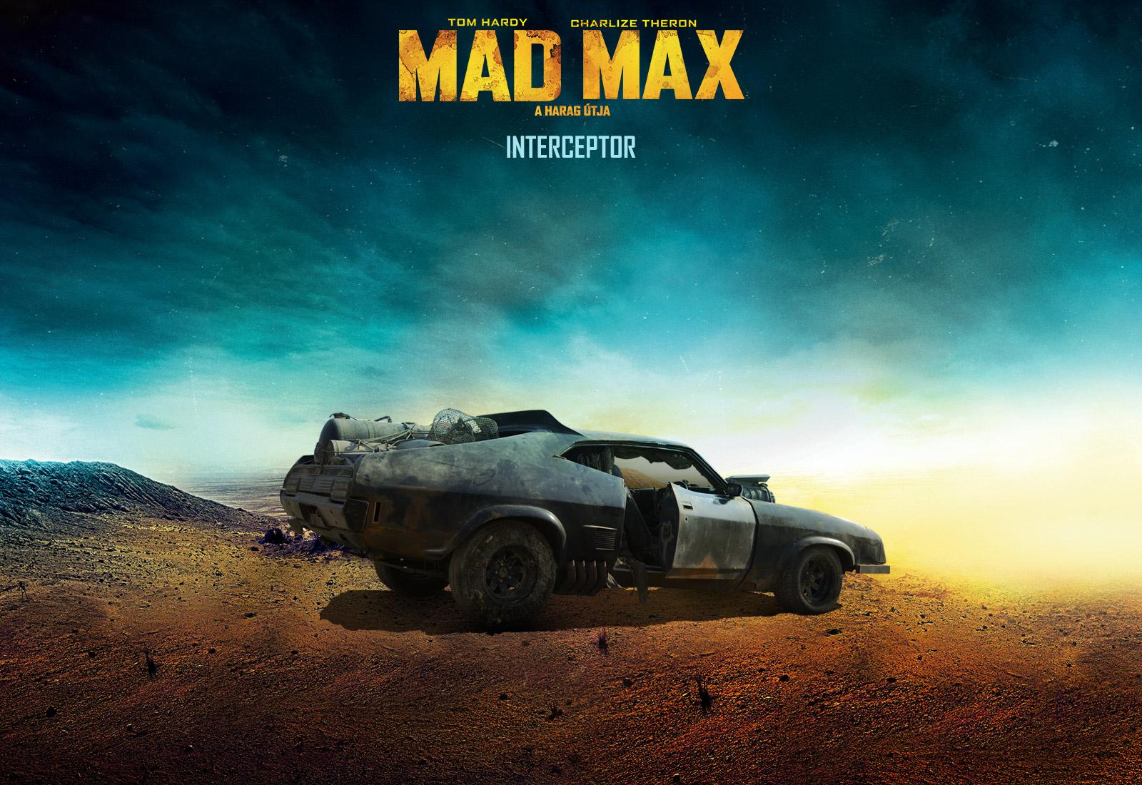 Max XB Falcon kupéja.