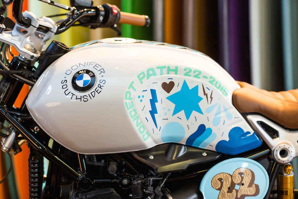 BMW Path22 Scrambler