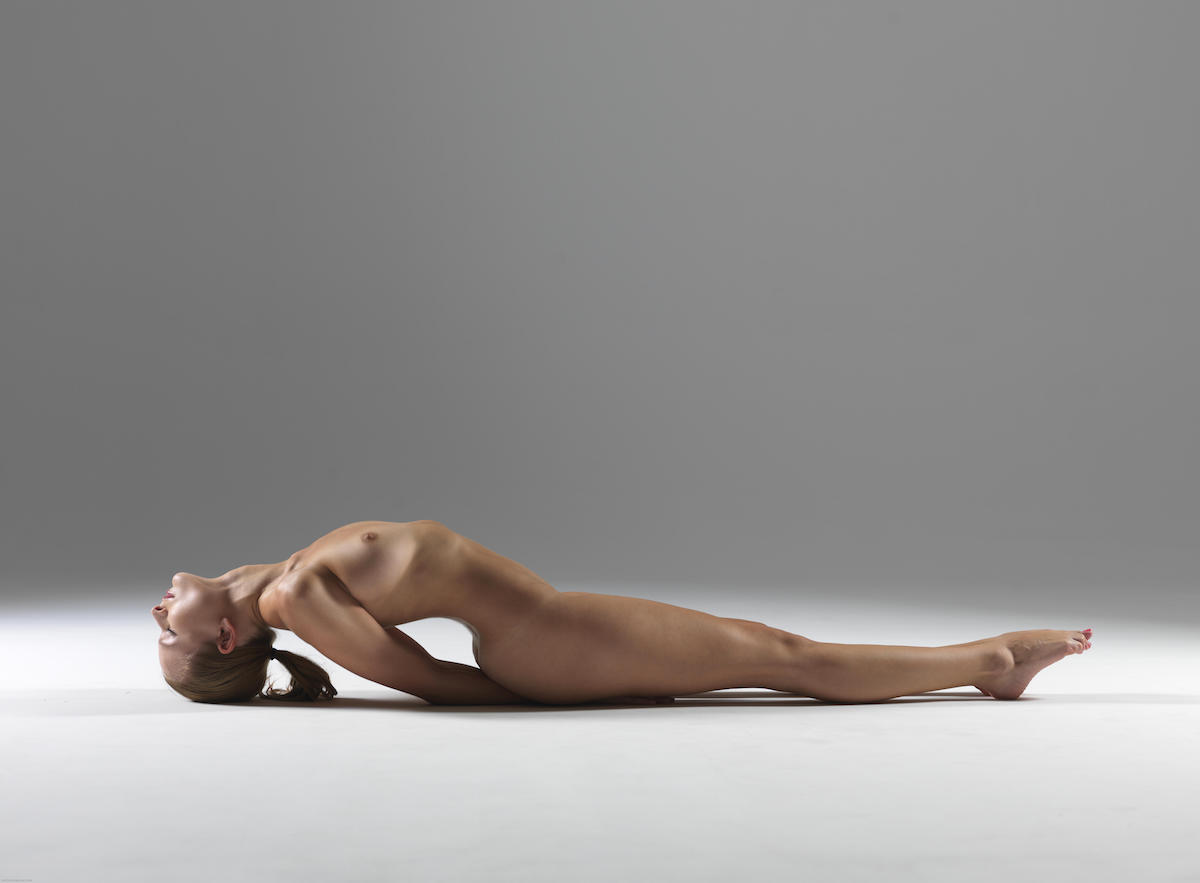 Naked Yoga by Petter Hegre