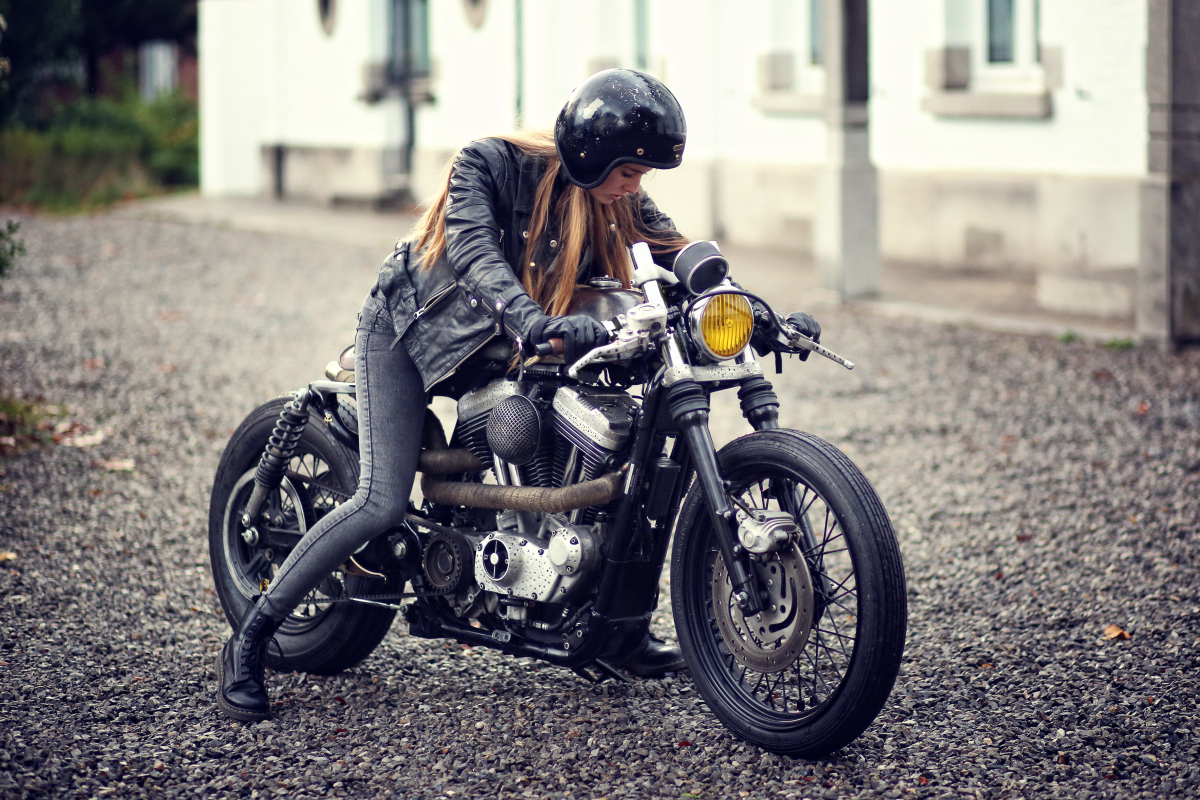 Gypsy Dragster by Zadig Motorcycles