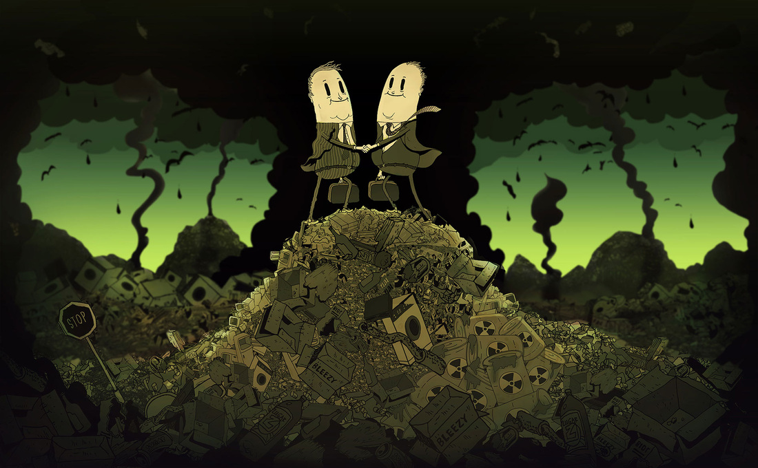 by Steve Cutts