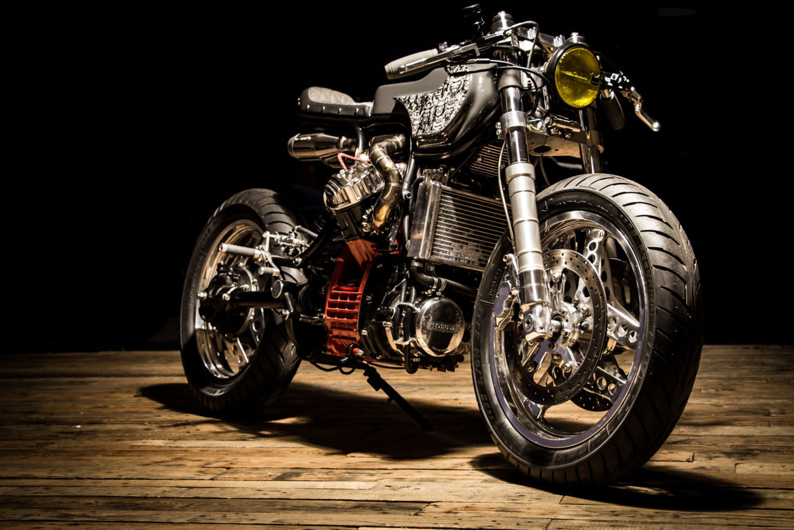 Honda CX500 by Ed Turner Motocycles