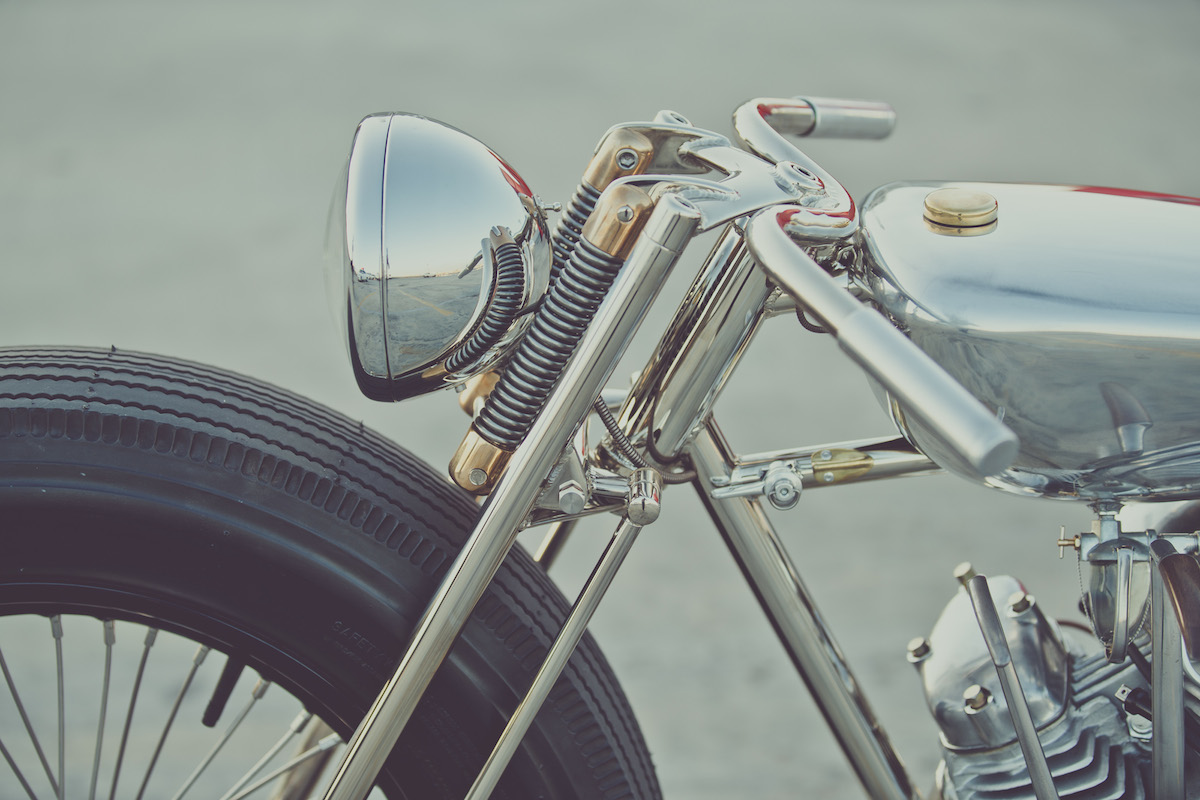The Musket by Hazan Motorcycles