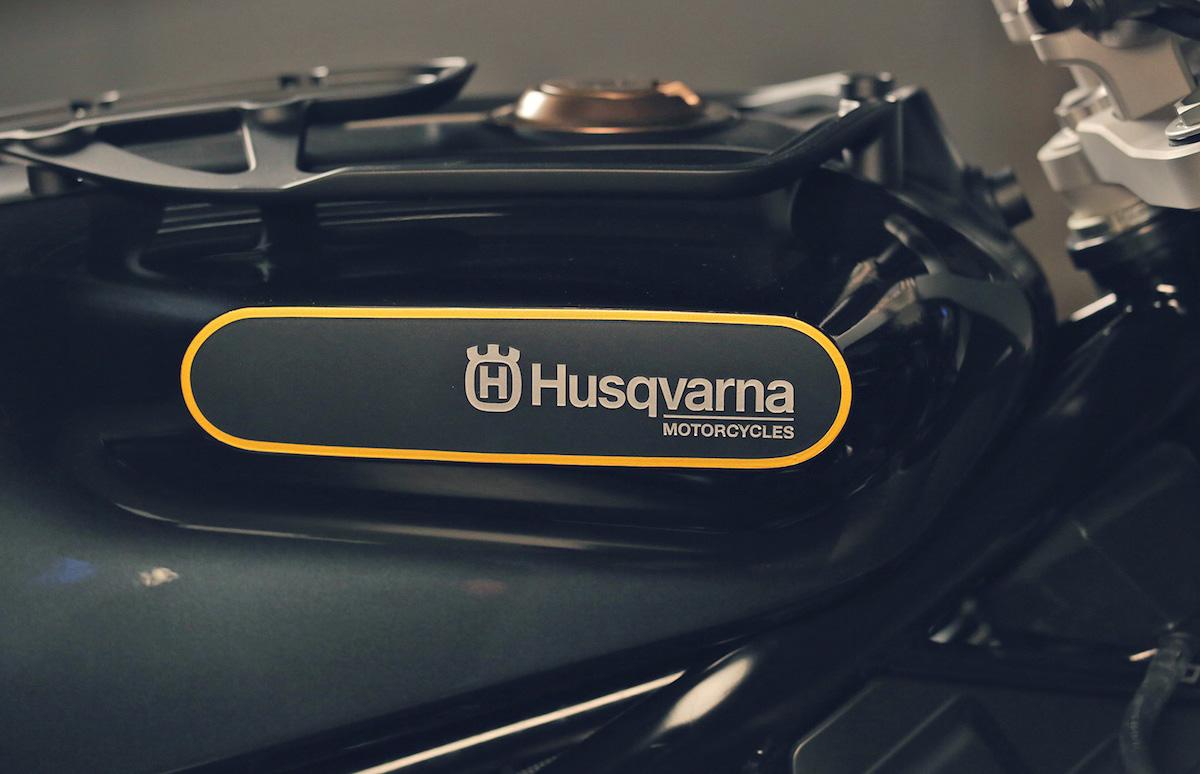 Husqvarna Concept 401