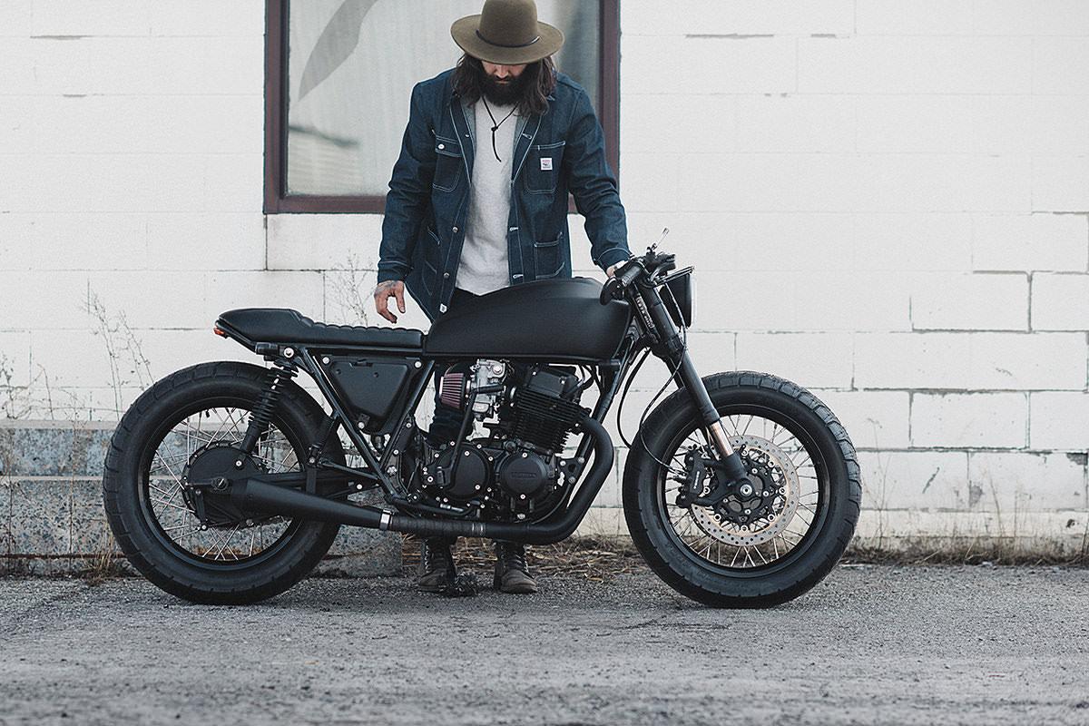 Clockwork Motorcycles' Honda CB750