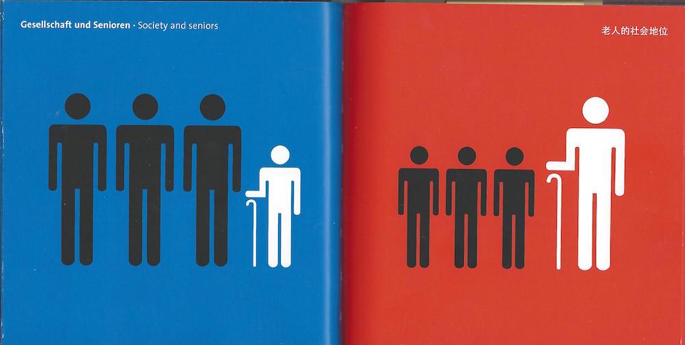 A társadalom hozzáállása az öregekhez.