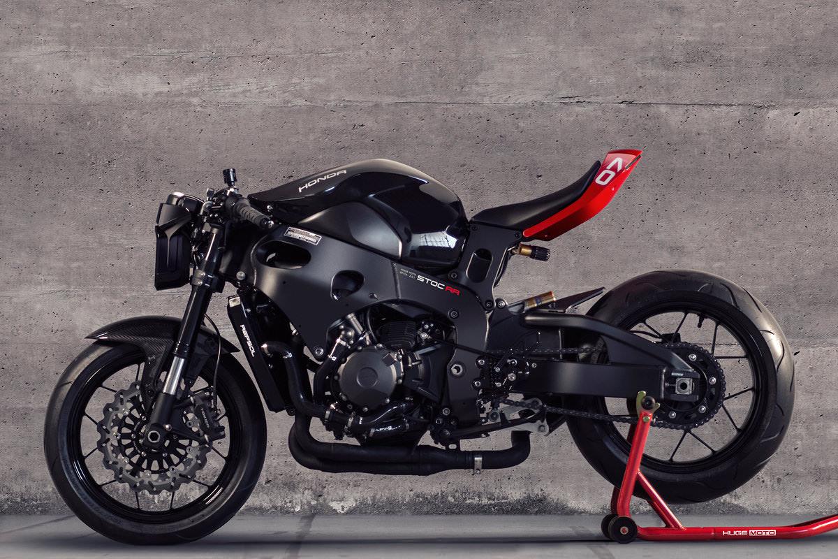 Huge Moto Café Fighter Kit