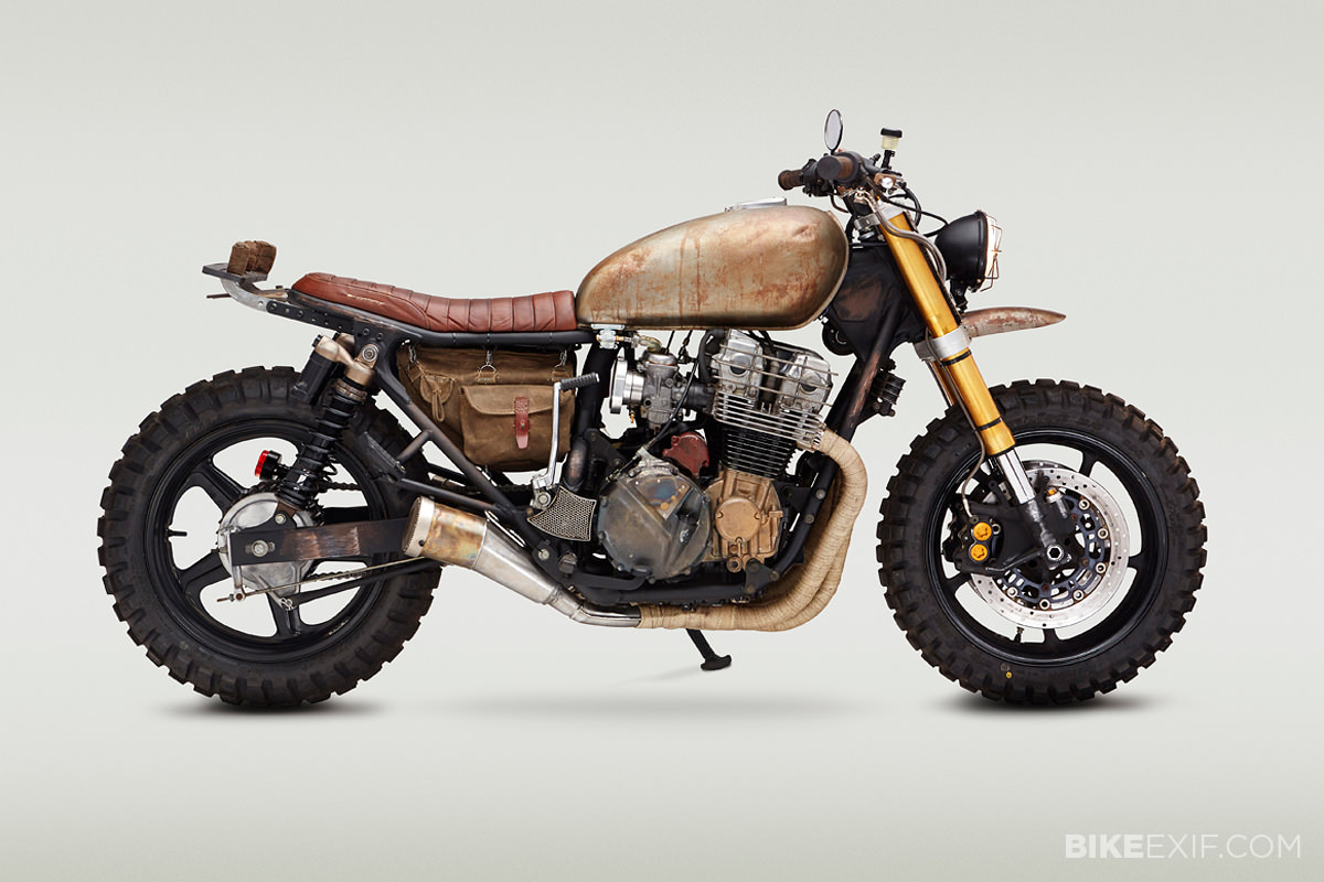 The Daryl Dixon Motorcycle by Classified Moto