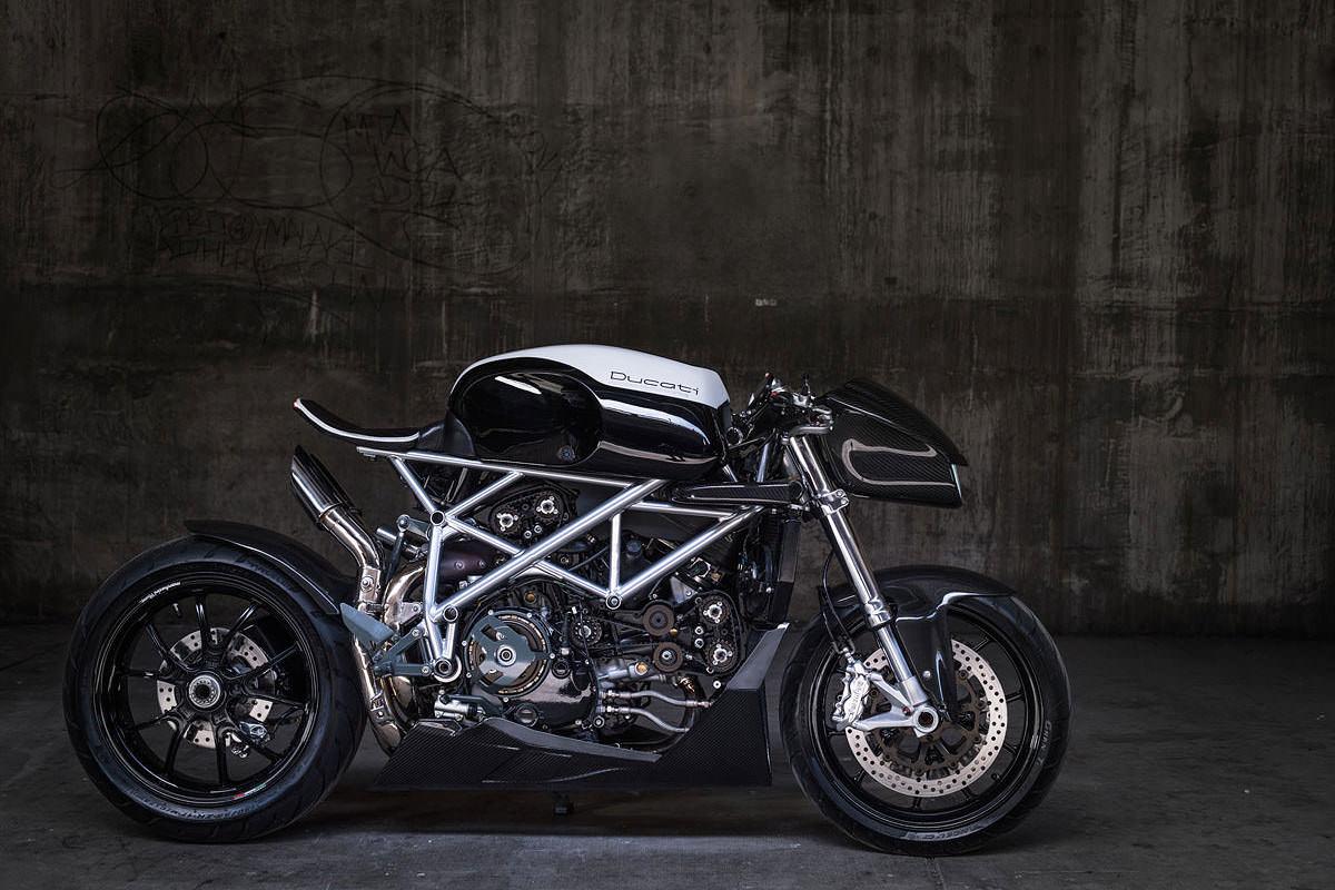 Ducati 848 by Apogee Notorworks