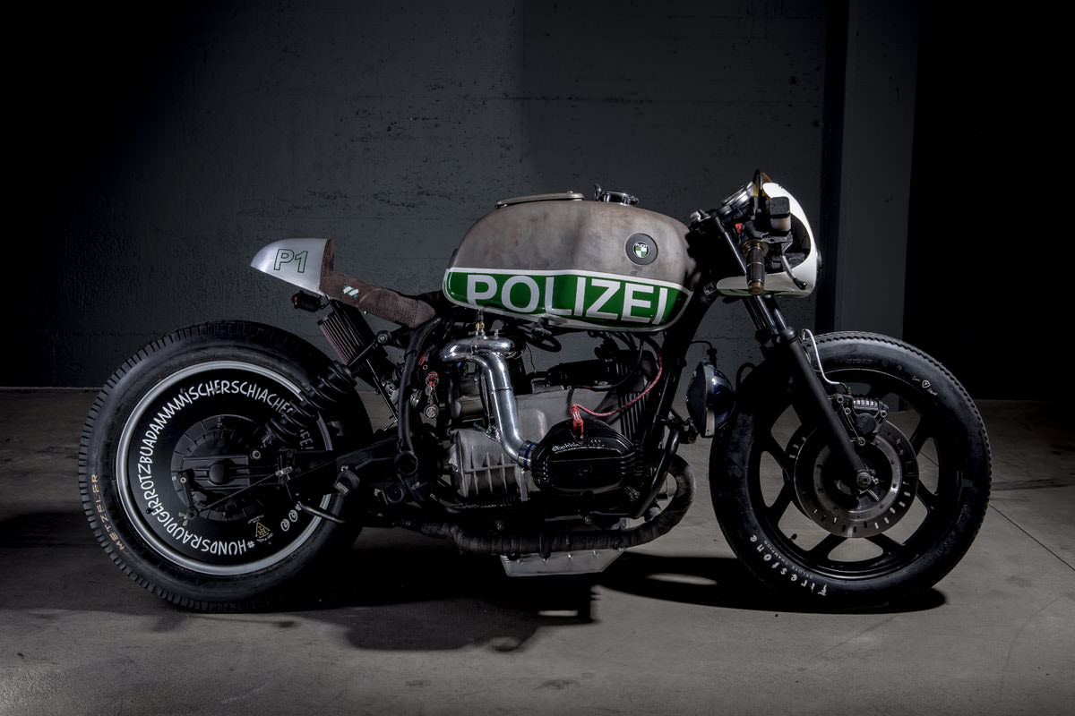 BMW R80 by VTR