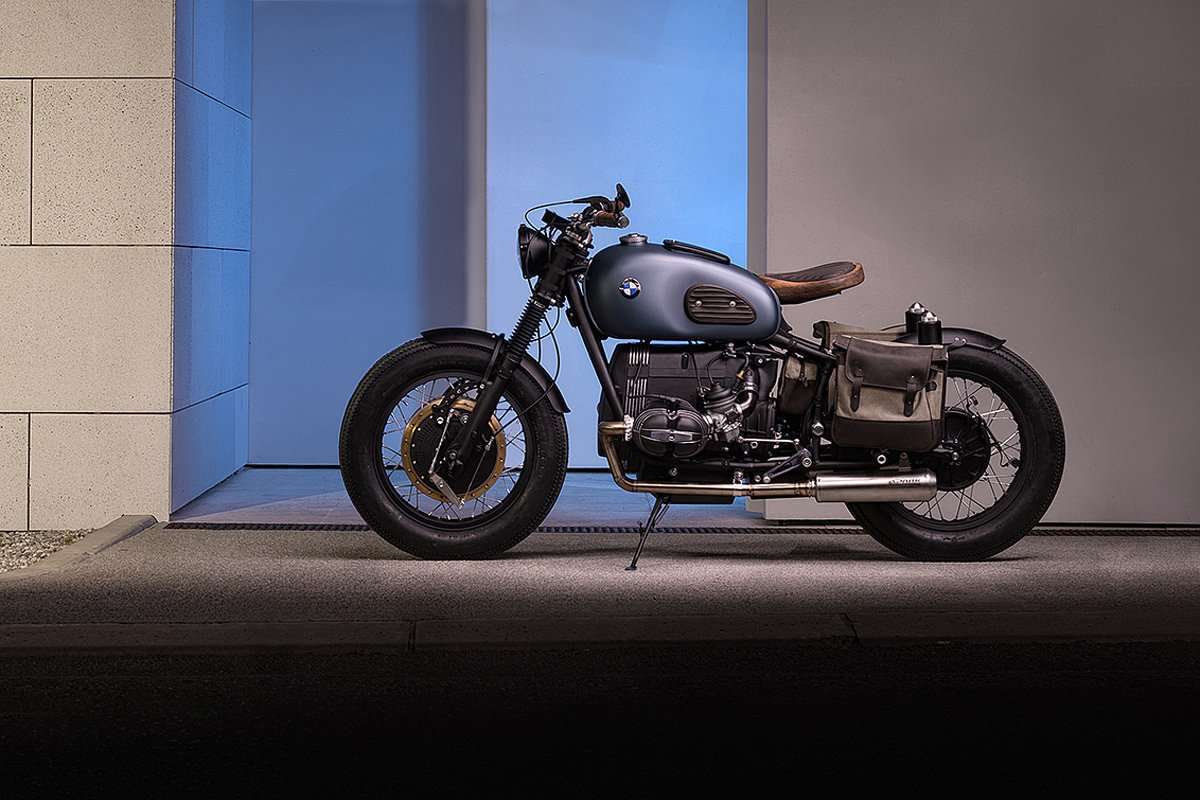 """BMW """"Thompson' by ER Motorcycles"""