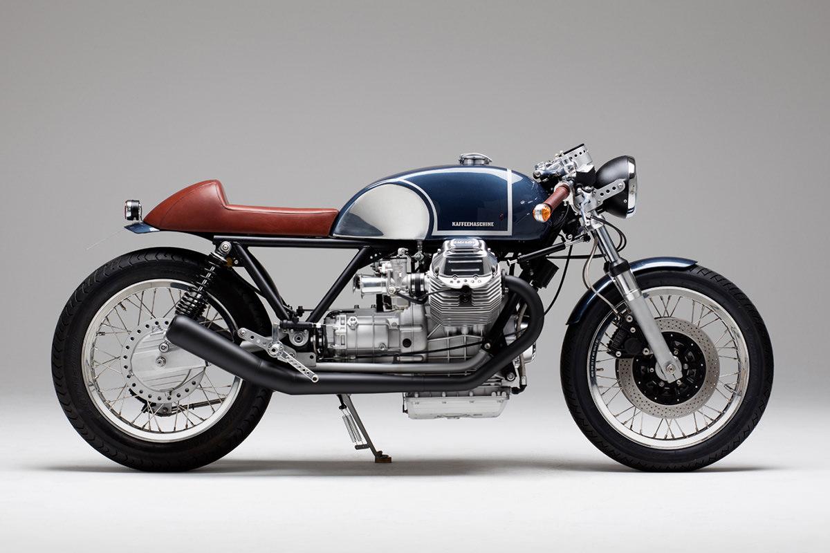Moto Guzzi by Kaffeemaschine