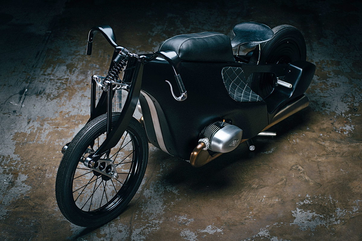 BMW Landspeeder by Revival Cycles