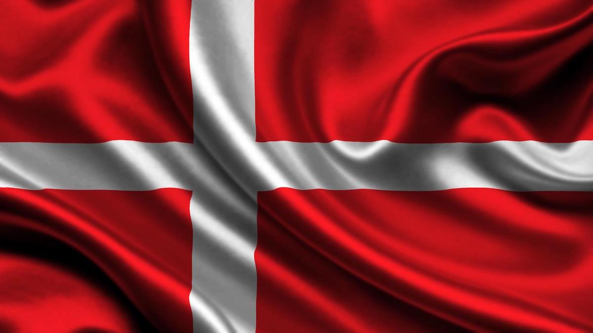 A dán zászló.