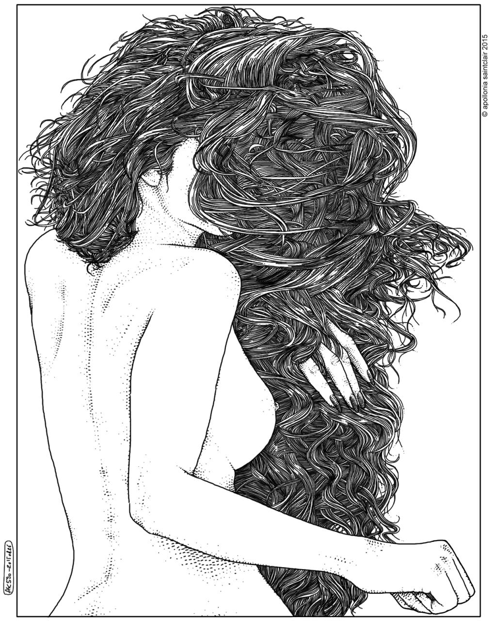 by Apollonia Saintclair