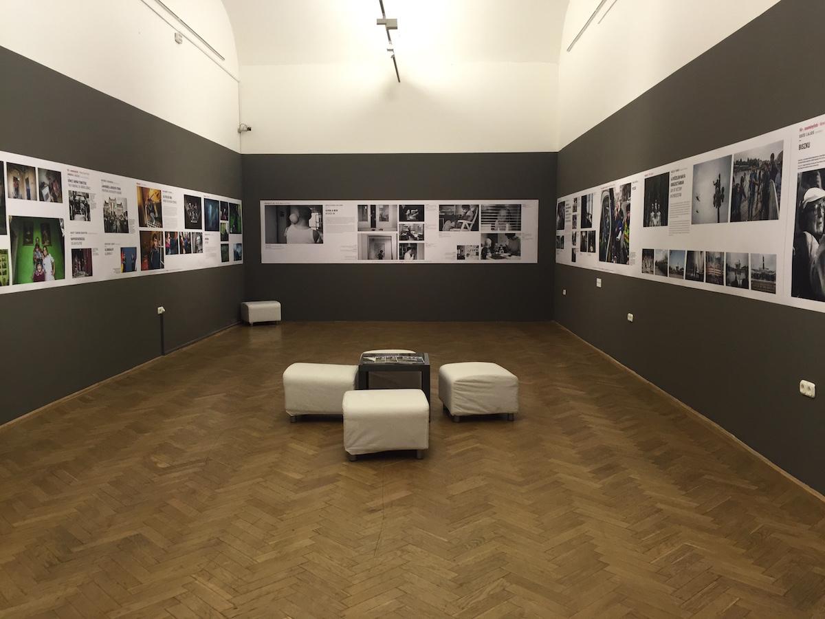 34. Magyar Sajtófotó Kiállítás