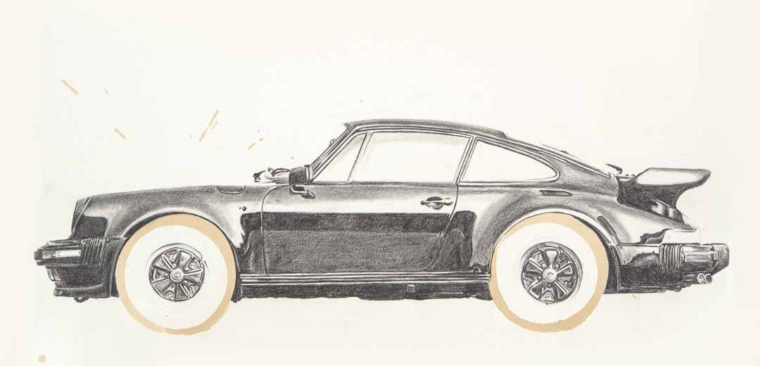 Porsche 911 by Carter Asmann