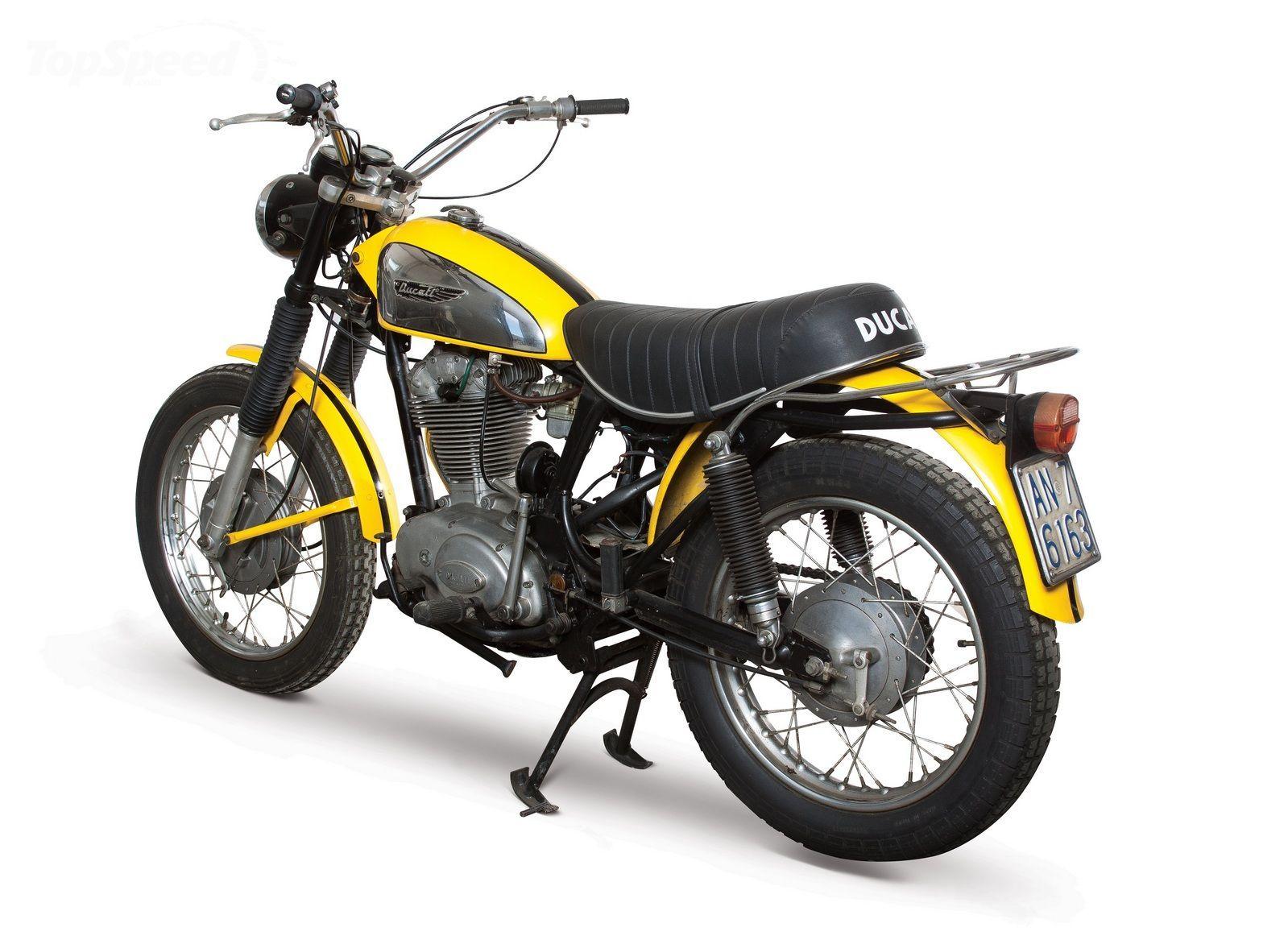 Ducati Scrambler 450 (1973)