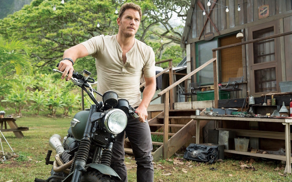 Chris Pratt (Jurassic World)