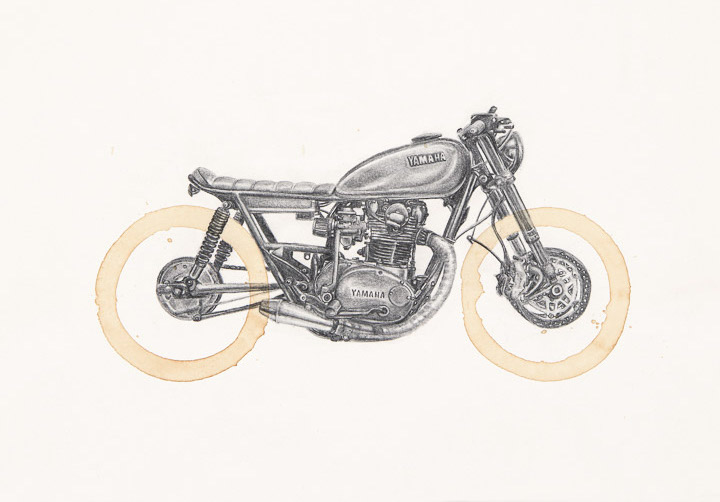 Yamaha XS650 by Carter Asmann