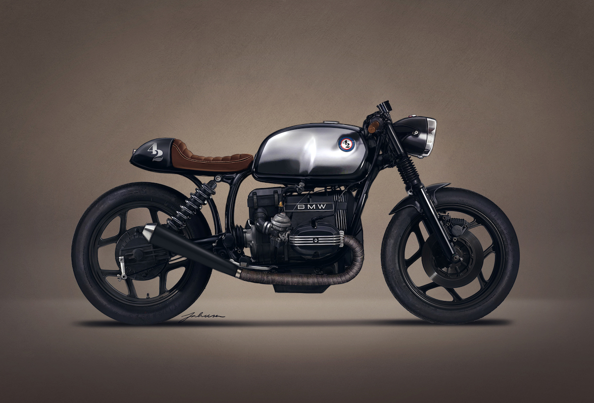 CafeRacer.42 by Jakusa Design