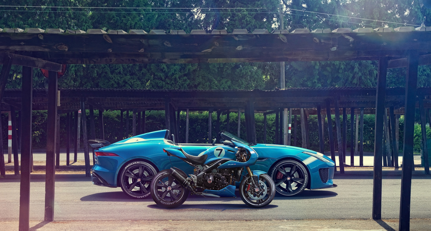 Jaguar Concept Bike