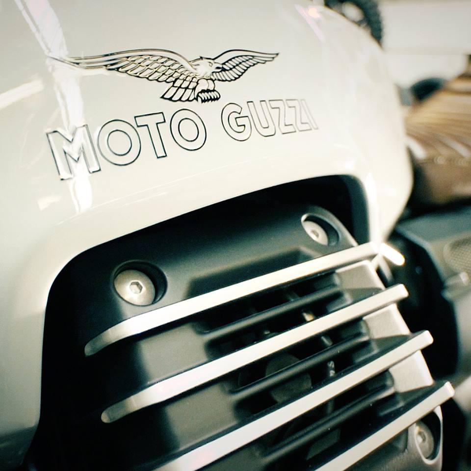 Gannet Numbnut Moto Guzzi