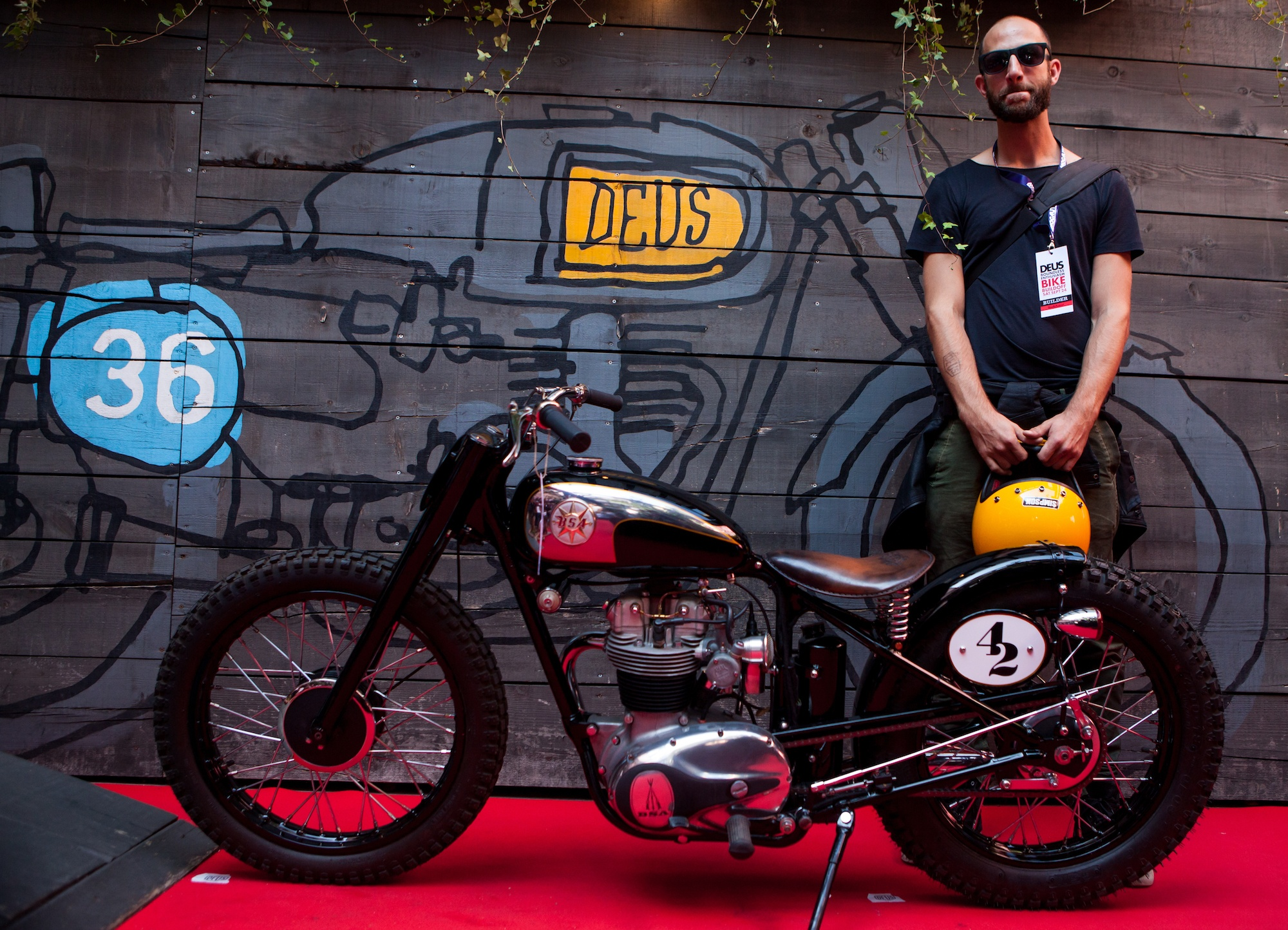 Deus Bike Build Off 2016 cover