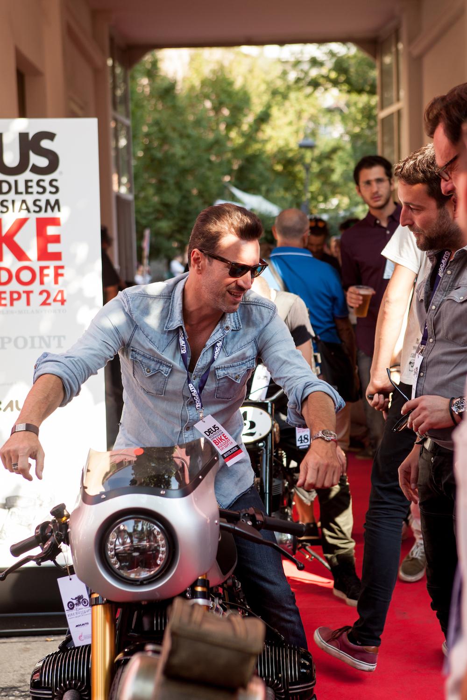 Deus Bike Build Off 2016