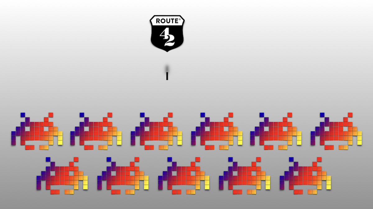 Route42 invadors