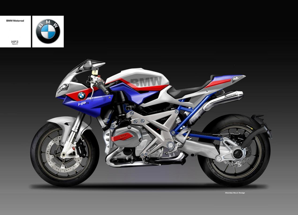 BMW HP2 by Bezzi