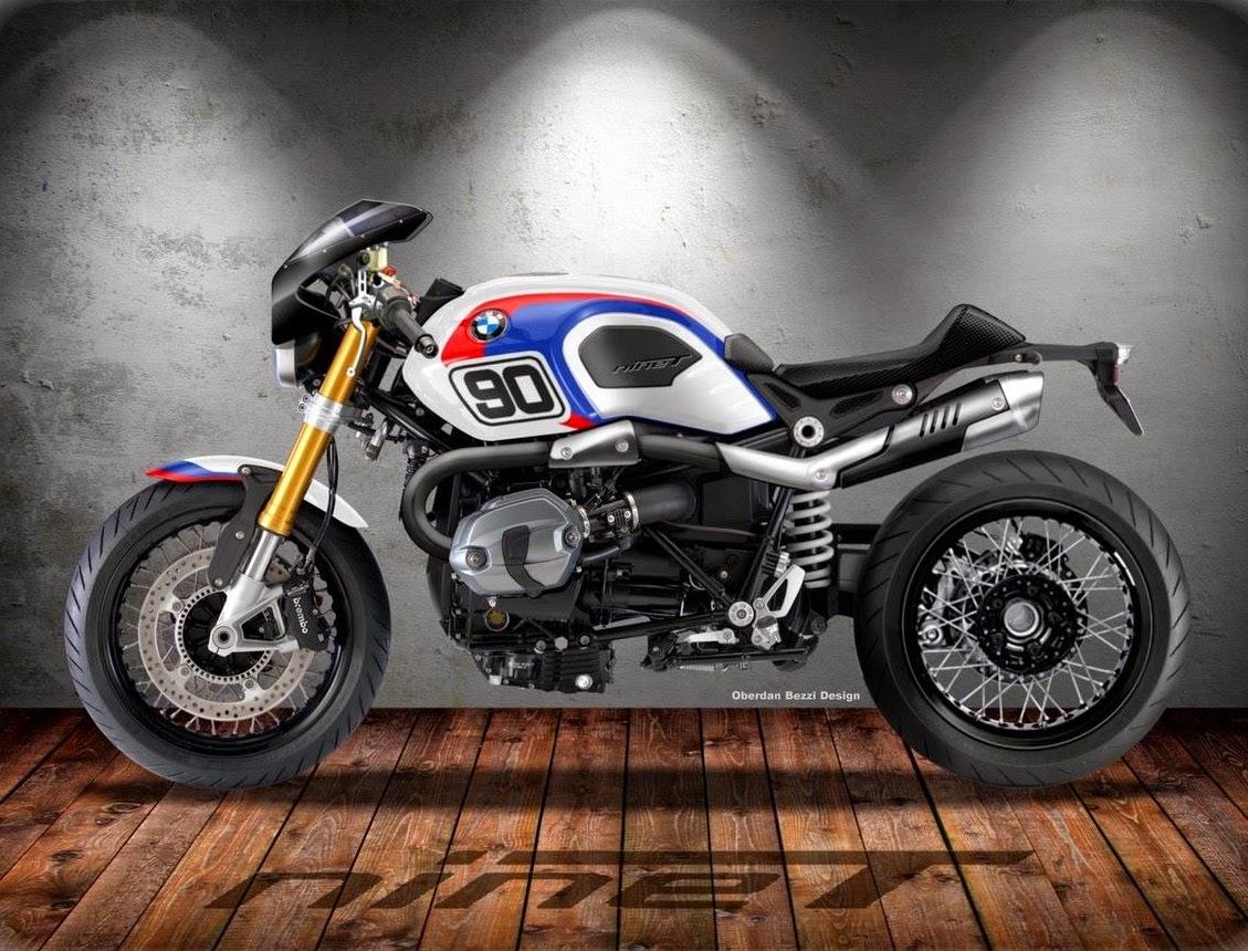 BMW R9T MotorSport by Bezzi