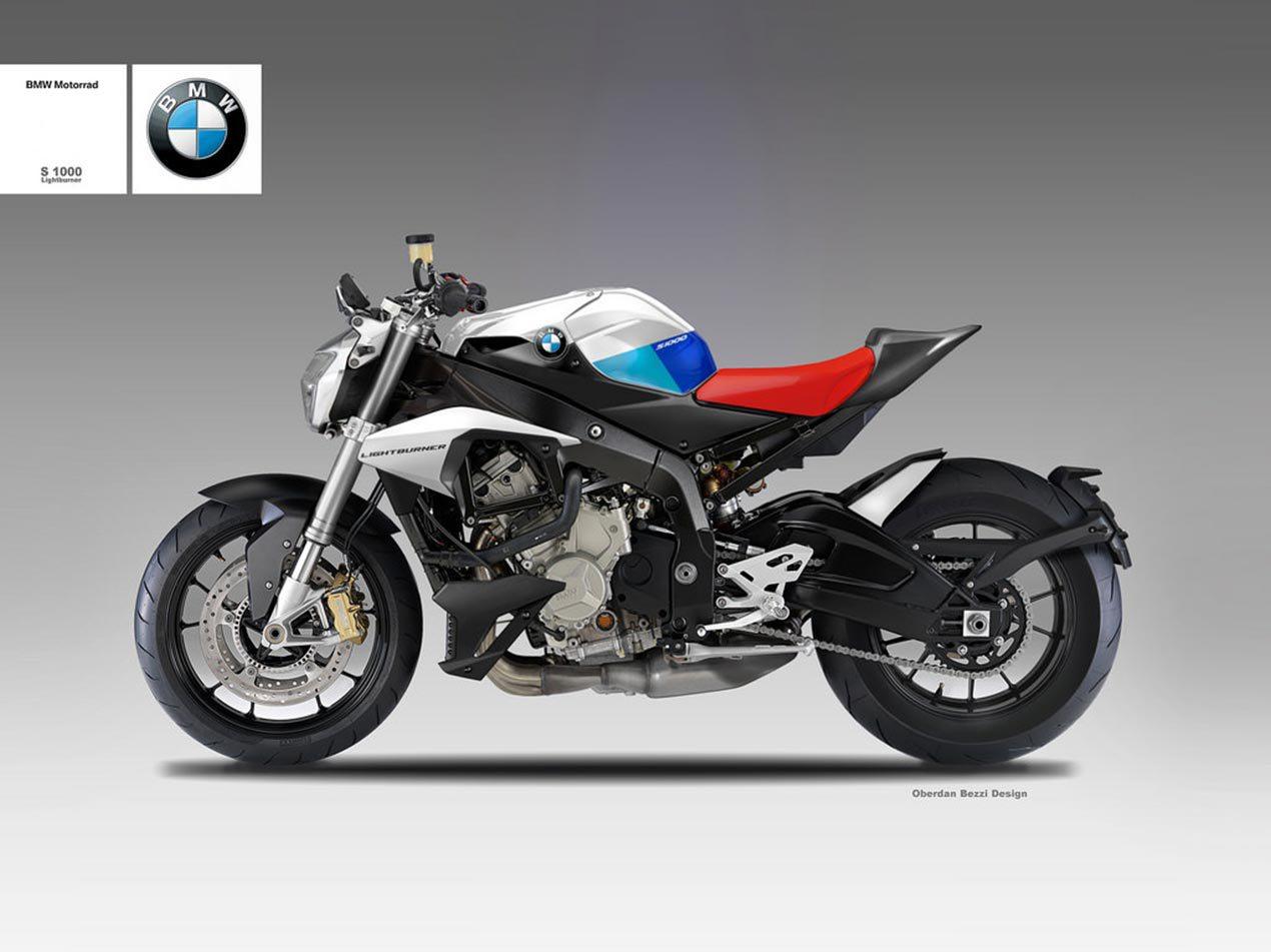 BMW R1200 LightBurner by Bezzi