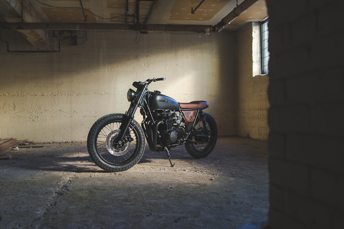 Federal Moto Honda CB550